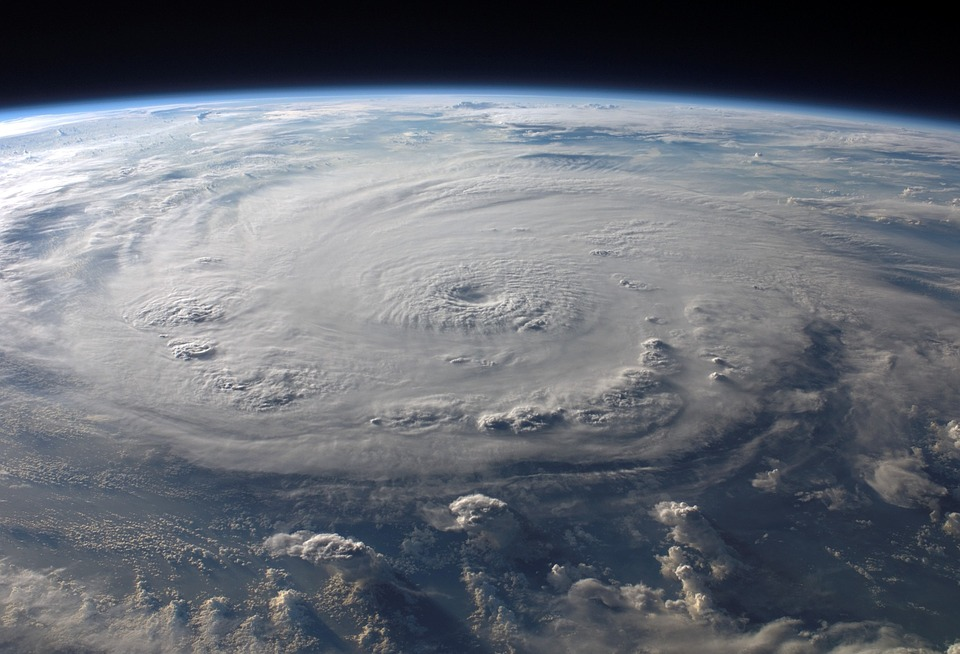 Инопланетные ураганы могут образовываться в условиях, совершенно отличных от земных