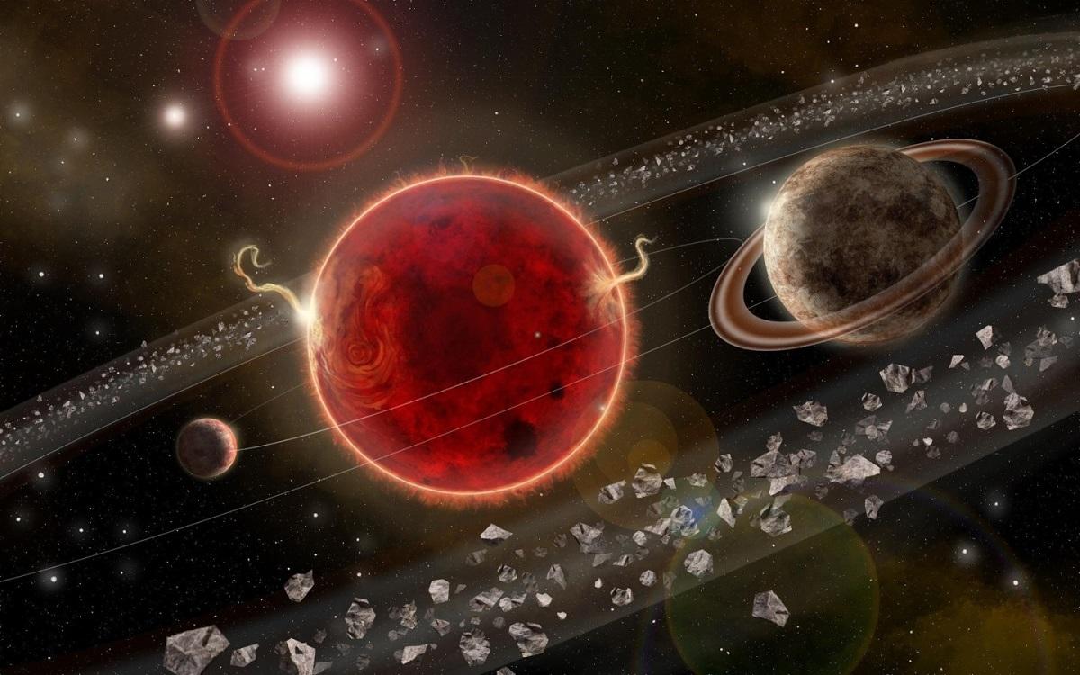 Вторая планета была обнаружена вокруг ближайшей соседней звезды