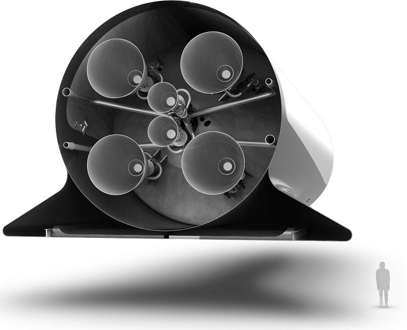 Двигатель BFR
