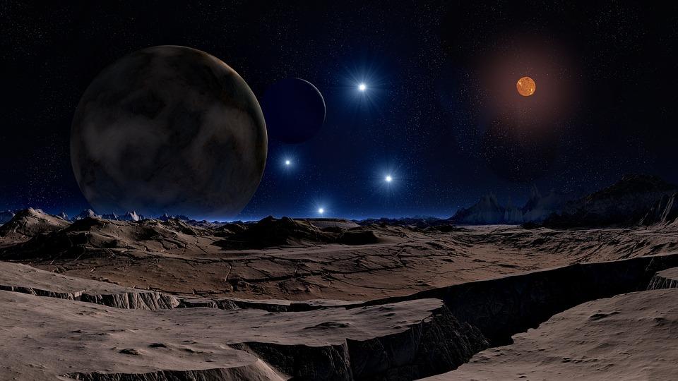 Найдено пять двойных звездных систем, потенциально пригодных для жизни