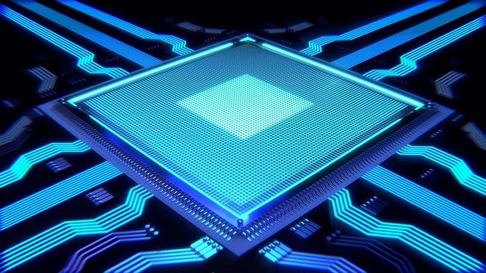 квантовый компьюетр