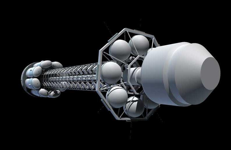 Космический корабль Икар