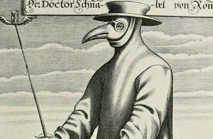 чумной доктор