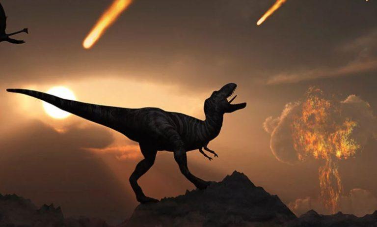 Астероид, уничтоживший динозавров
