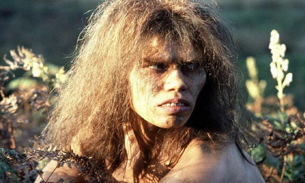 Женщина неандерталка