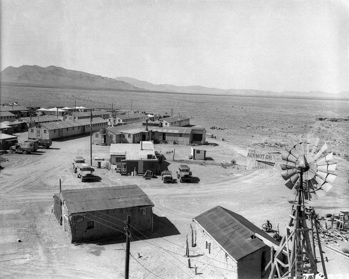 Базовый лагерь Тринити