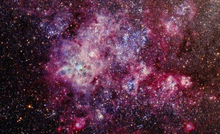 звезды космос