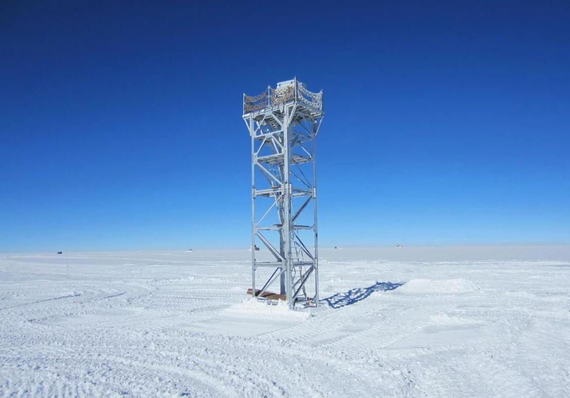 Купол А на Восточно-Антарктическом плато