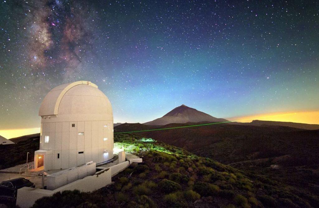 Обсерватория на Тенерифе