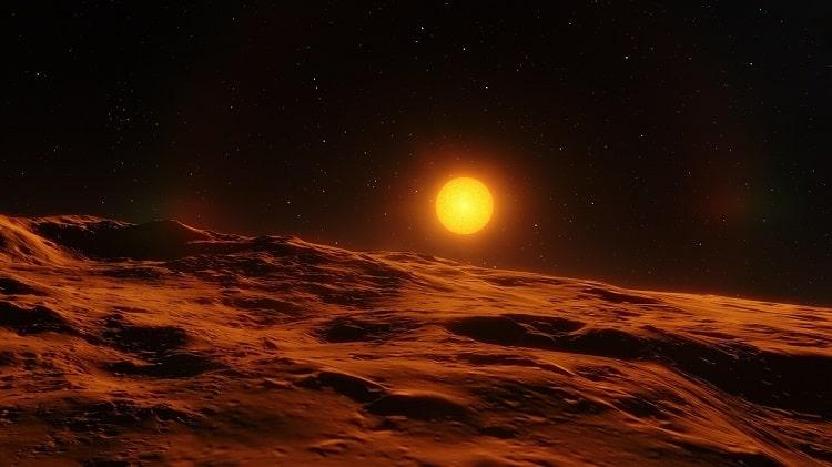 ультра-горячий Нептун - LTT 9779b