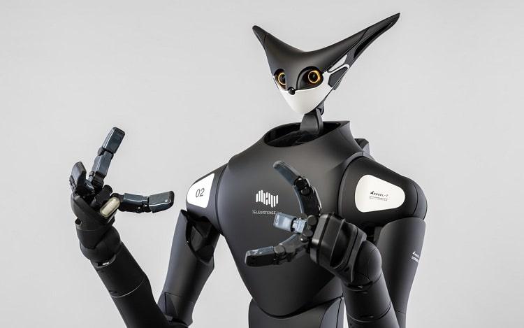 робот Telexistence