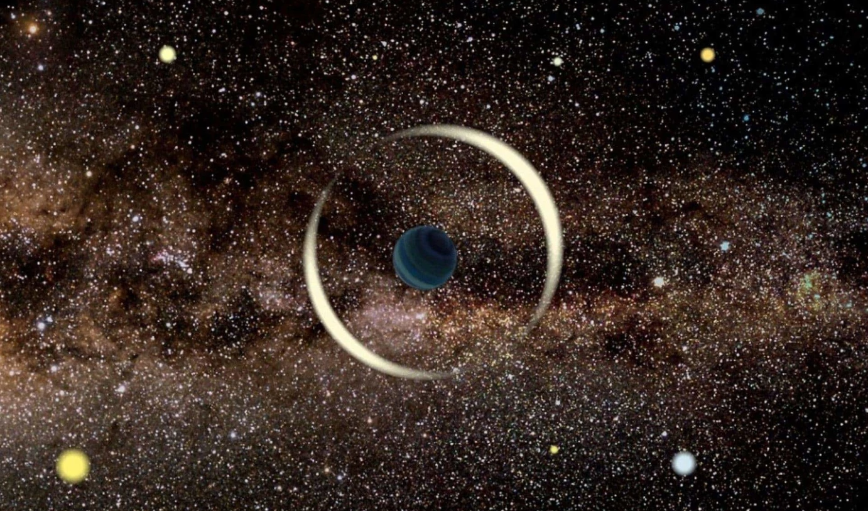 планета изгой