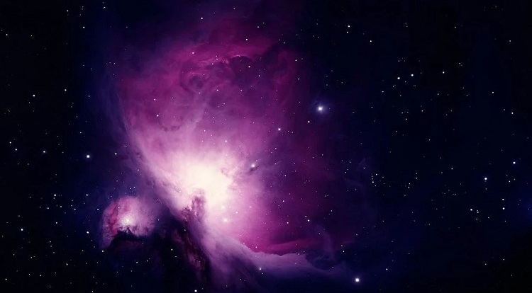 космос туманность ориона
