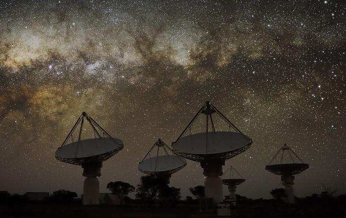 Радиотелескоп ASKAP