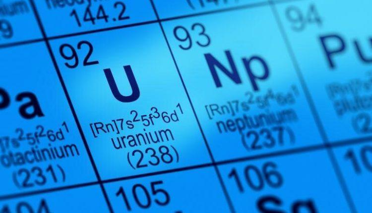 уран элемент
