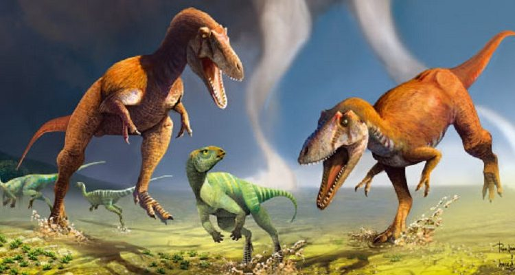 Новые данные свидетельствуют о том, что тираннозавры жили группами