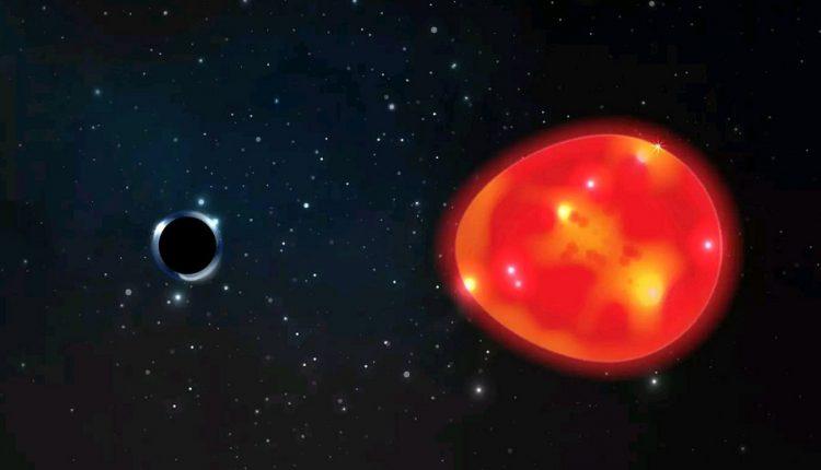 «Единорог» может быть самой маленькой и самой близкой к Земле черной дырой