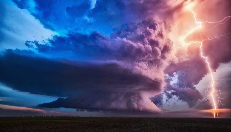 шторм гроза