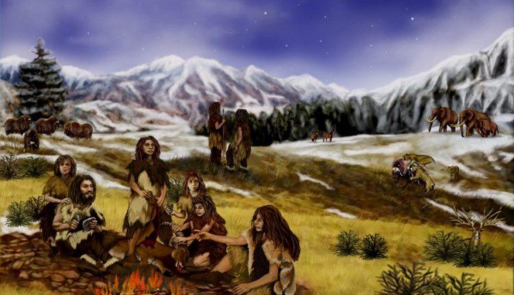 неандертальцы люди скрещивание