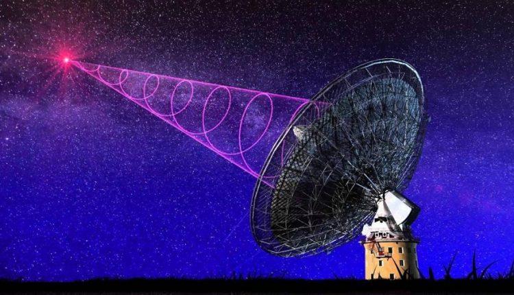Могут ли радиоантенны излучать видимый свет?