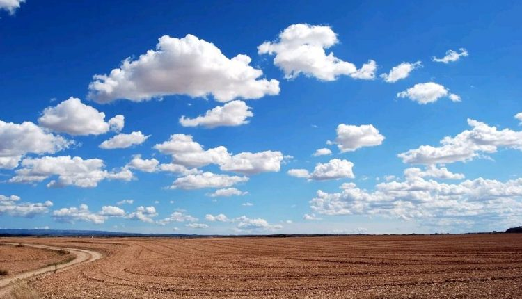 Почему небо голубое?