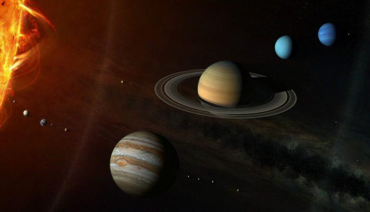 Онлайн тест по астрономии - Солнечная система