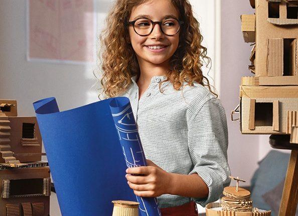 Линзы Stellest от Essilor – новый эффективный способ борьбы с детской близорукостью