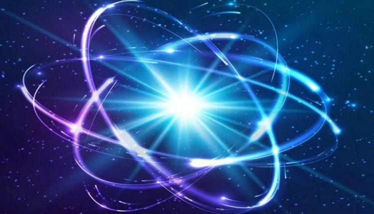 Есть ли у атома цвет?