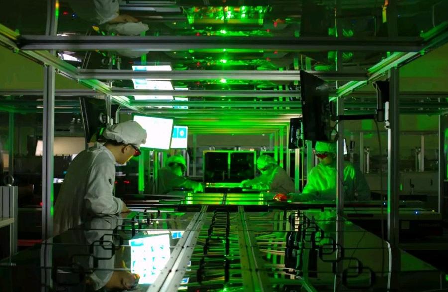 Ученые создали лазерный импульс самой высокой интенсивности