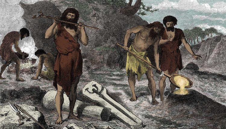 Первые цивилизации бронзового века