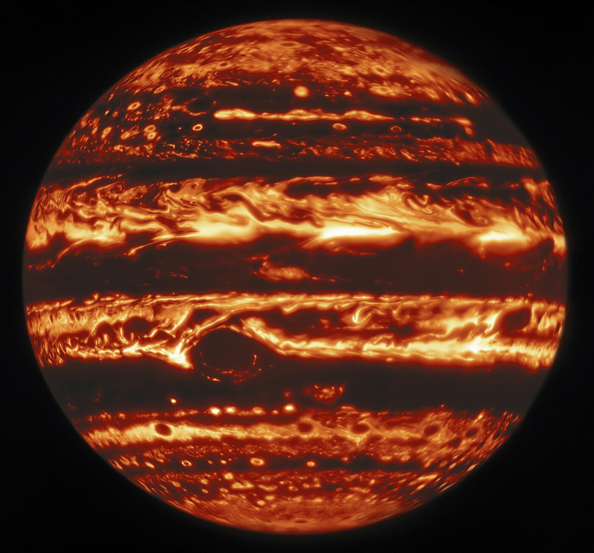 изображения Юпитера