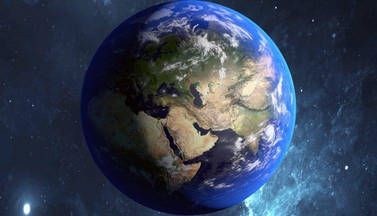 провалиться сквозь Землю