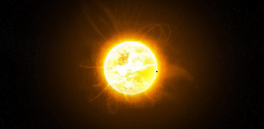 Какого цвета Солнце в космосе на самом деле?