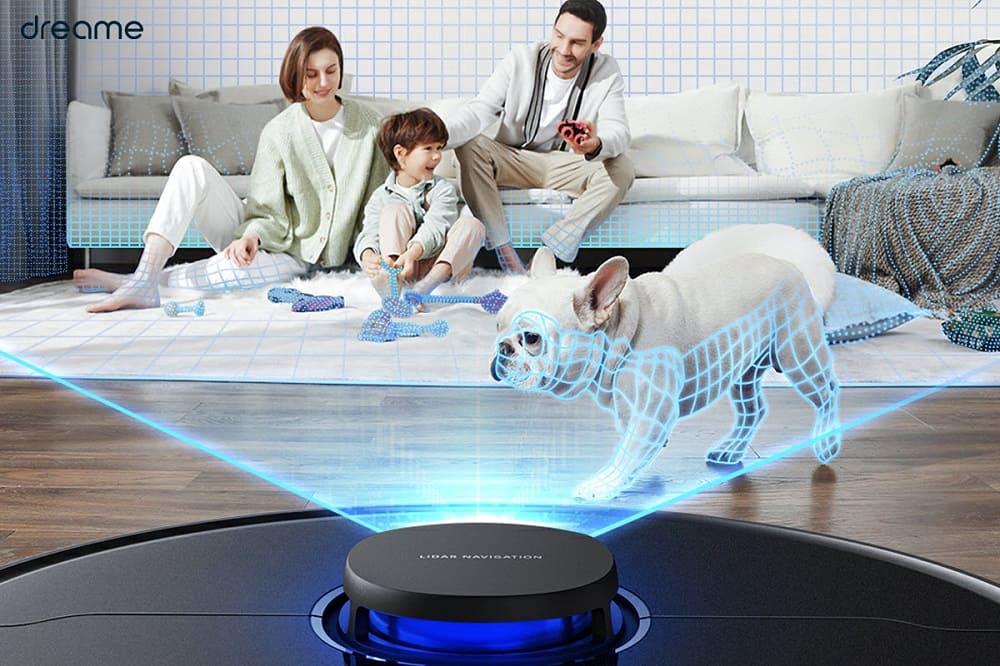 умный пылесос Dreame Bot L10 Pro