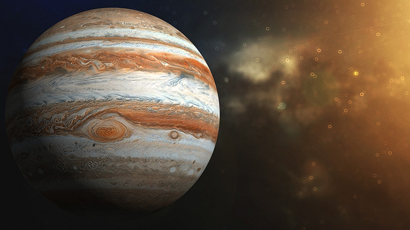 на Юпитере возможен гелиевый дождь