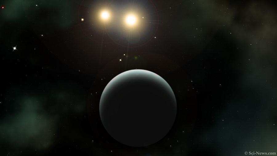 Экзопланета TIC 172900988b