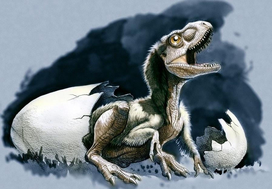 укус тираннозавра