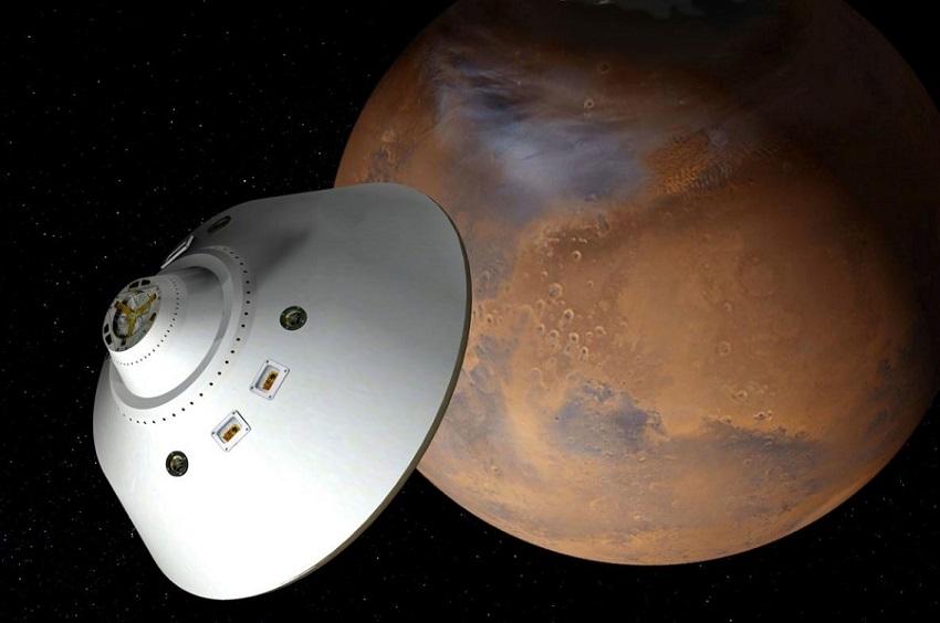 Mars Sample Retrival Lander