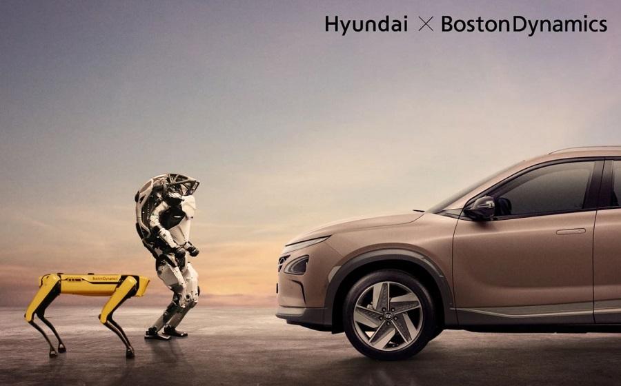 Hyundai покупает Boston Dynamics
