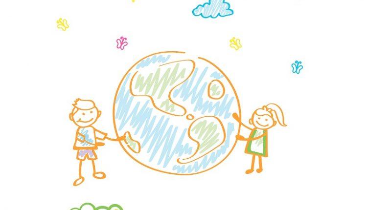 Здоровые дети помогают планете. Выращиваем сад
