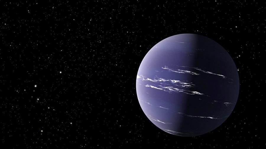 экзопланета TOI-1231b
