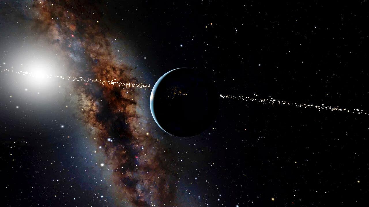 транзитная экзопланета