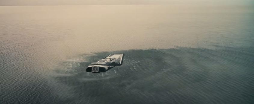 Рейнджер 1 приземляется на планету Миллер.