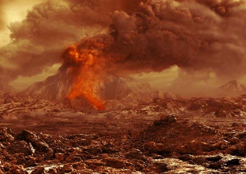 фосфин и вулканы на венере