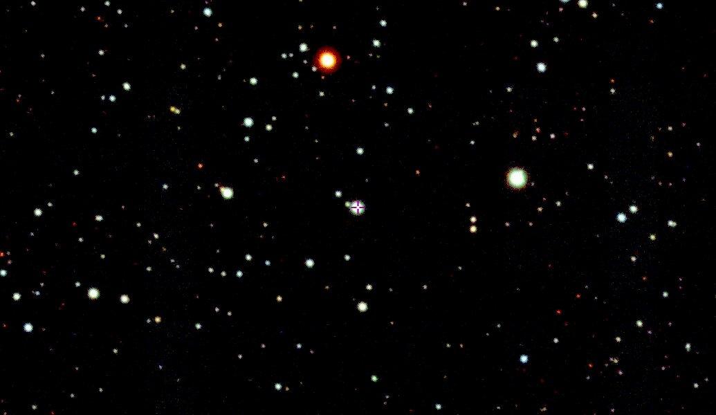 гиперновая звезда