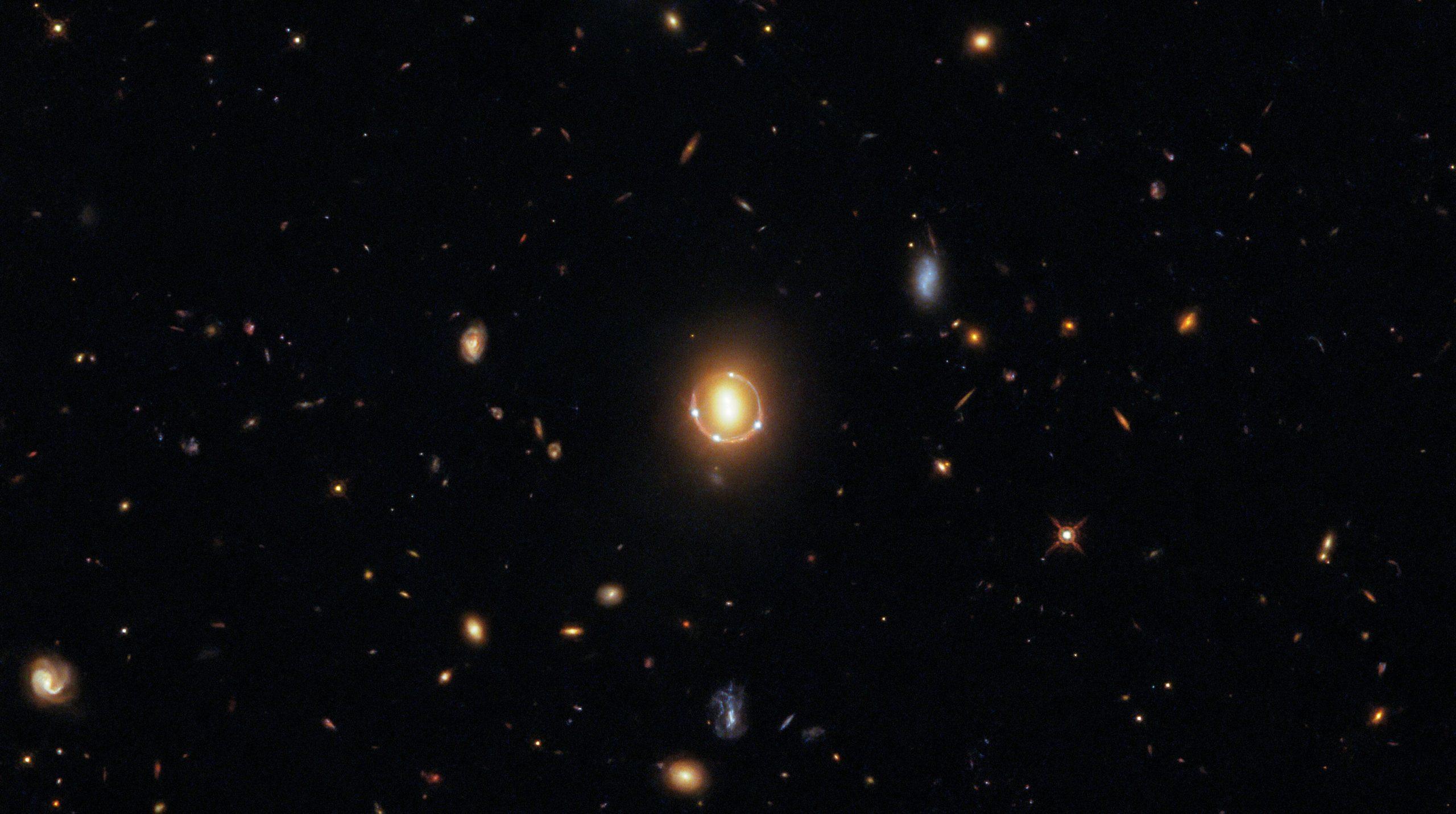 квазар и галактики