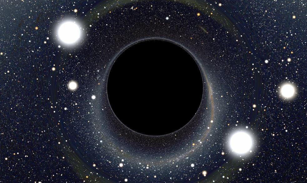 Блуждающие сверхмассивные черные дыры