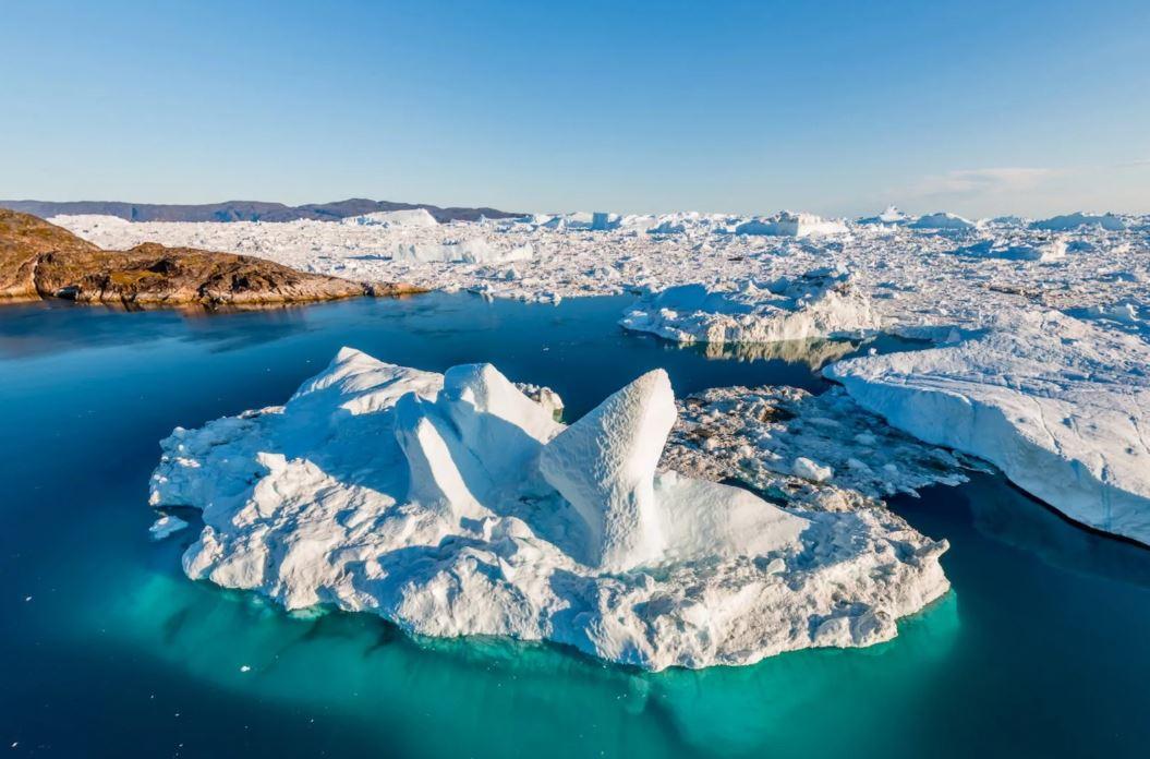 таяние ледников Гренландии