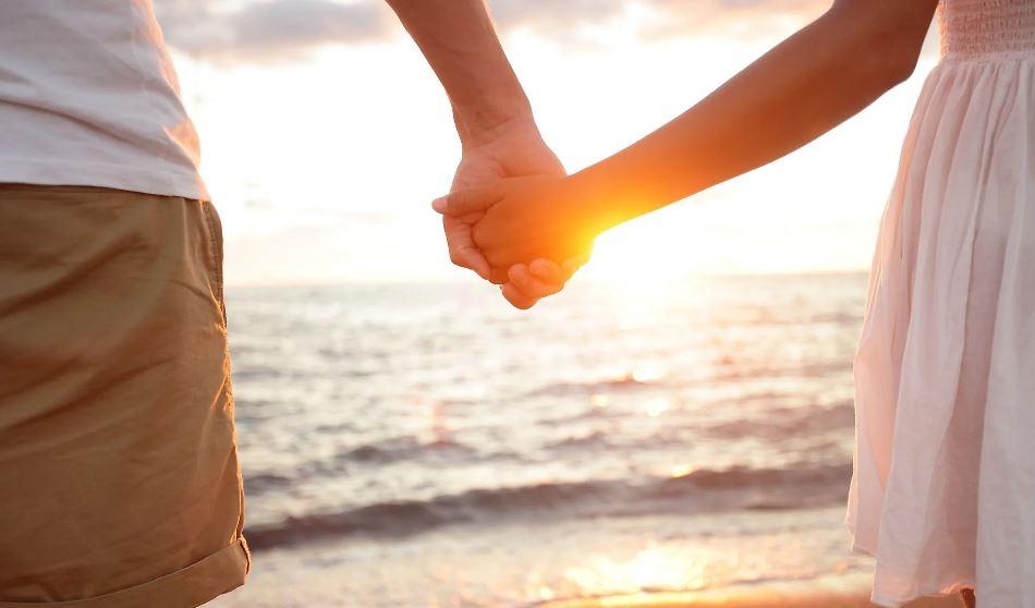 Романтическая страсть усиливается при воздействии ультрафиолетового излучения