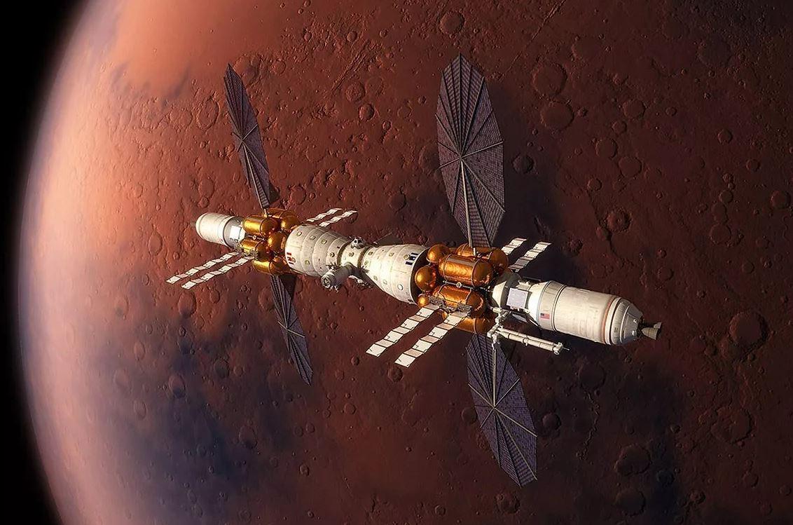 Пилотируемая миссия на Марс будет жизнеспособной, если она не превысит четырех лет